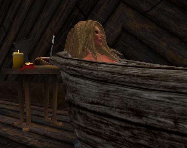 a bathing