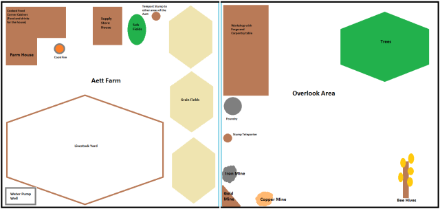 Aett map