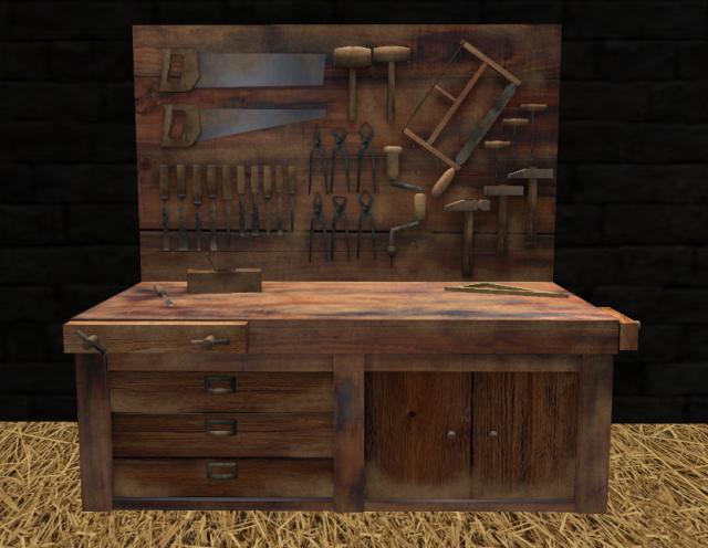 Carpentry table - Copy